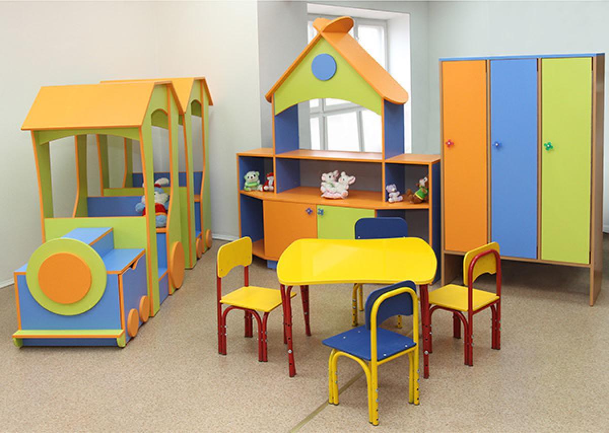 Мебель для детских садов башмебель - плюс.